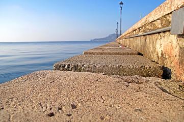 pier rock