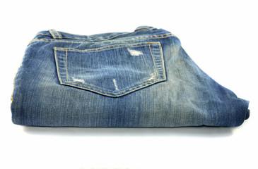 jeans pocket tear