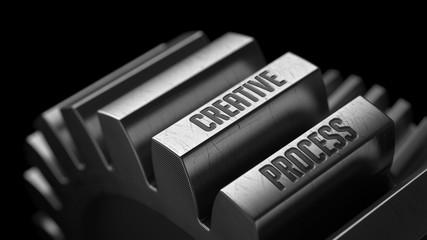 Creative Process on the Metal Gears.