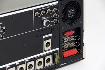 Professioneller Videorekorder