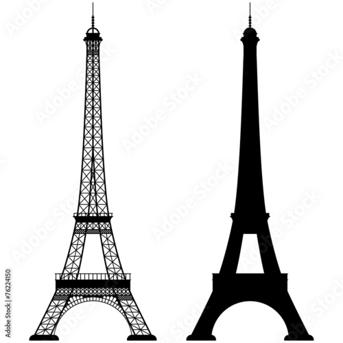 Eiffel Tower - 76224150