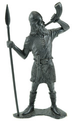Historical figure ancient warrior