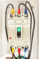 Circuit breakers (on-off)