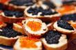 canvas print picture - kaviar