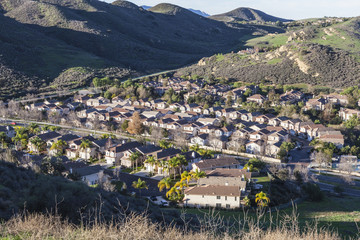 Canyon Housing Tract