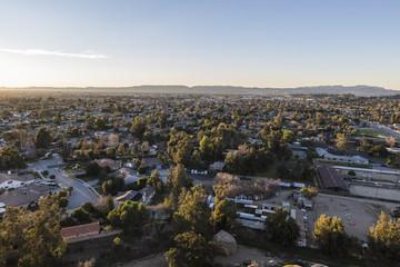 San Fernando Valley Sunrise