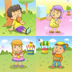 child activities routines