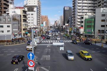東京の入谷