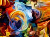 Fototapety Game of Inner Paint