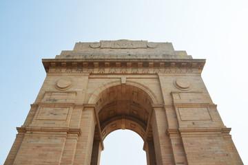 Delhi India The India Gate