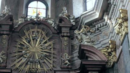 church interior Antiquities