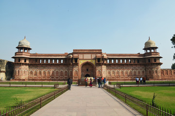Agra India Agra Fort