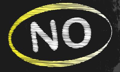 No Blackboard