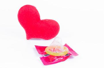 sex or love,valentine concept
