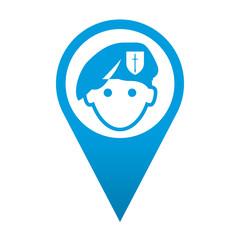 Icono localizacion fuerzas especiales