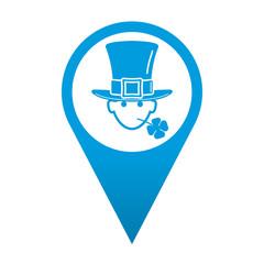 Icono localizacion St Patrick Day