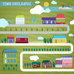 01 town infographics