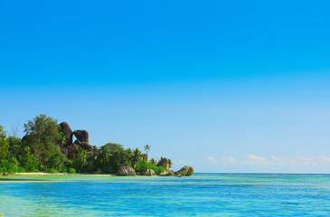 Exotic Seascape Ocean