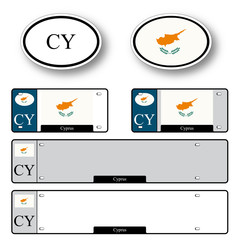 cyprus auto set