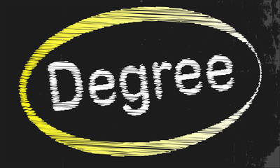 Degree Blackboard