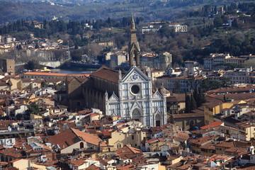 View from Duomo di Santa Maria del Fiore, Firenza