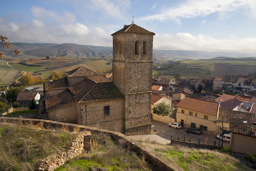 Iglesia de San Pedro en Cogolludo