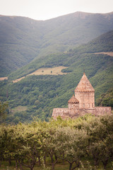 The Tatev monastery, Armenia