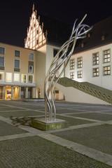 Historischer Stadtkern Schweinfurt, Unterfranken, Deutschland