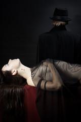 victim of a vampire