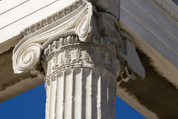 The Ionic column