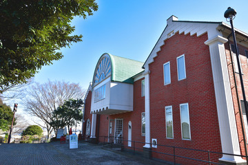 港の見える丘公園 大佛次郎記念館