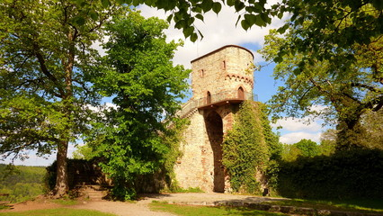 Burgruine Hohennagold in Nagold