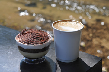 Good morning coffee break