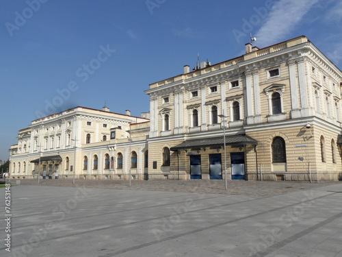 Kraków - Dworzec Główny