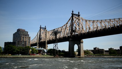 Queensboro Bridge / 59th Street Bridge, New York