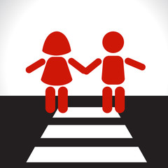 Children on the road - Protection of children