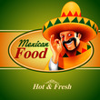 mexican food hot e fresh