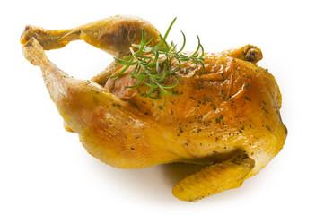 Pollo aislado