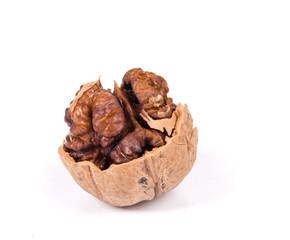 Close up of walnut.