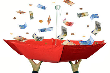 Une pluie d'argent