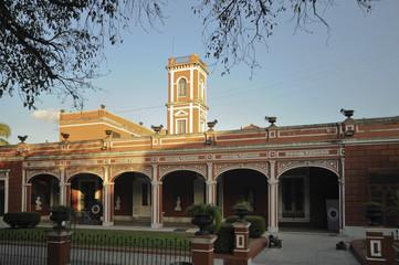 Museo Histórico Nacional, Parque Lezama