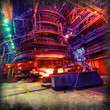 blast furnace production, metallurgy - 76258382