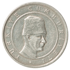Turkish coin