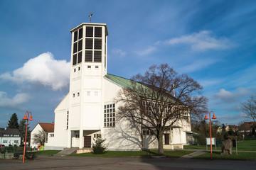 Kirche in Völklingen- Fürstenhausen