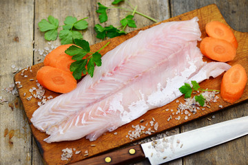 Fisch Gemüse