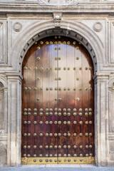 Puerta en Sevilla