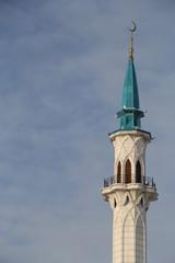 Минарет мечети Кул-Шерифа