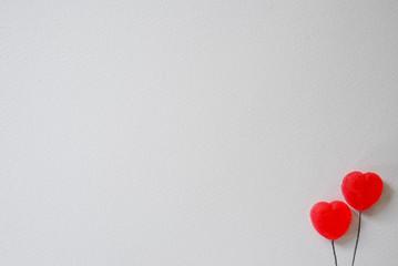 Sweetheart balloon presentation background, Valentine, Wedding