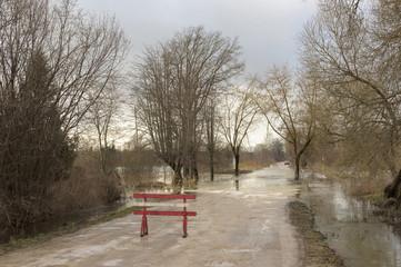 road flooding