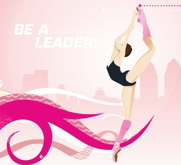 Be a leader_balet.